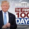 Logo Alejandro Milotich hace un balance de los cien días de gestión del presidente Donald Trump en EEUU.