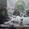 Logo Nacho Hernández (FORMAR), Alejandro Greco (UNIDAD) y Hugo Bellon de (TODOS X CHICAGO)