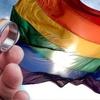 Logo 10 años de matrimonio igualitario