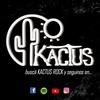 Logo Kactus en Rock & Pop Comodoro Rivadavia