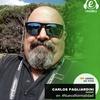 Logo Carlos Pagliardini, guía turístico del Bosque Energético de Miramar en Radio Ensamble