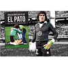 """Logo #SensacionPersonal con Ubaldo """"Pato"""" Fillol"""