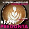 """Logo #FANPregunta """"¿Los argentinos aprendimos a tomar buen café?"""" responde Martín Della Zorza"""