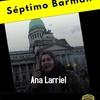 Logo Septimo Barman | Sabado 9/03/19 - Entrevista con Ana Larriel