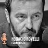 Logo Origen de la deuda argentina, Diferencia entre Renta y Producción (Horacio Rovelli)