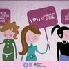 Logo #HPV - Dra Barbero de Lalcec Córdoba