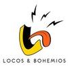 Logo Stiusso aprieta al aire a todos los integrantes de @LocosyBohemios y revela secretos de cada uno.