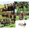 """Logo Nota a Celia Alfie, propietaria de """"Argentina Polo Day"""", ubicado en exaltación de la Cruz"""