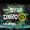 Logo QNTD - Delirio cierra el año en el Club Victoria y Santiago Fernández comenta lo mejor de la fecha