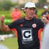 Logo #FútbolContinental Entrevista a @TroglioPedro, DT de Universitario de Perú | AM590