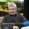 """Logo Hernán Lascano """"Rosario es tan violenta, como cualquier ciudad de la Argentina"""""""