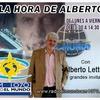 Logo Reconocimiento a Carla Echichure Castro en #LaHoraDeAlberto