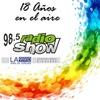 Logo Espacio  De Musica de la mano de Axel Cerieldin 06-07-2021