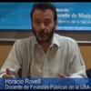 Logo Columna de Horacio Rovelli en Rebelde 740: Nos endeudaron y la fugaron, es una hipoteca inaceptable
