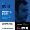 """Logo """"Promesa y traición. Breve historia del periodismo"""", conversación con Marcelo Burello"""
