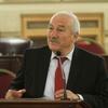 Logo El senador Kaufmann fue reconocido por la ayuda económica brindada al Samco de Cayastá