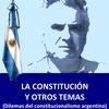Logo La Constitución Argentina de 1949, Jorge Cholvis en diálogo con Leo Busquet