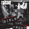 Logo Girls to the front en TRASHO