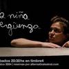 Logo En #FreePass Manuela Amosa hace #LaNIñaVerguenza en @timbre4 i