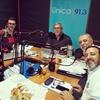 Logo #100Sensaciones Festejamos las 100 emisiones de #Sensaciones