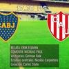 Logo Comentario Nicolás Paul Boca vs. Unión FECHA 26 SUPERLIGA