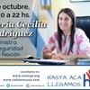 """Logo Columna realizada por Ximena Benítez denominada """"SIN SENTIDO COMUN"""""""