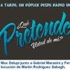 Logo QUE PRETENDE USTED DE MI - LUNES  17 DE OCTUBRE