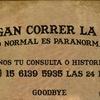 Logo Lo Normal es Paranormal.....Consultorio Paranormal 6/12