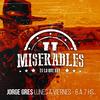 Logo Edgardo Depetri en Dos Miserables