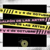 """Logo """"Hay artistas generando material especialmente para esto"""" TRANZA Encuentro Federal de Gráfica"""