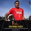 Logo Entrevista a Juan Manuel Vivaldi, Arquero de Los Leones en Fuego Sagrado