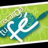Logo RECARGA TU FÉ con bailoterapia, concierto, sketch de pantomimas, flashmob y concierto