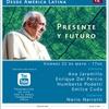 "Logo Encuentro virtual sobre la perspectiva latinoamericana de ""Laudato Si"""