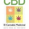 """Logo """"CBD. El cannabis medicinal"""" de Leonard Leinow y Juliana Birnbaum"""