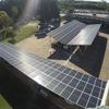 Logo Energía solar en la planta térmica más grande de Buenos Aires