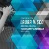 Logo Laura Visco, Argentina que habla del mundo de la publicidad y cuestiones de genero.