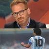 Logo Martín Rubinstein de @laoncediez y CNN Radio, sobre el adiós al más grande del fútbol mundial