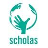 Logo Scholas Occurrentes en A La Izquierda del Cero