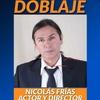 Logo Nicolás Frías en Nacional Rock