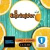 """Logo Emotivo saludo de Carolina, la mujer de Ari Paluch en el último programa de """"El Exprimidor"""""""