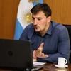 Logo Completísima entrevista a Alejo Chornobroff, intendente de Avellaneda.