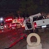 Logo Accidente fatal en Correa - Horacio Cristófoli Jefe Bomberos