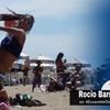 Logo Comunicación  con Rocio Barros jugadora y representante argentina del Beach  Handball