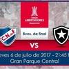 Logo Nacional vs Botafogo,6/7/17