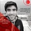 Logo CONVERSACIONES Con Luciano Peretto Abogado de la causa de la desaparición y muerte de Facundo Castro