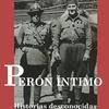 Logo Perón Intimo por Ignacio Cloppet