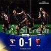 Logo Editorial Fabian Mazzi en @radiolt10 sobre victoria de @ColonOficial en el Morumbí + Relato del gol