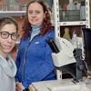 Logo Sylvia Fischer sobre un trabajo donde se Identificó a mosquitos superresistentes al frío invernal.