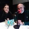 Logo Flor Cozzani con Guillermo Fuentes Rey en Radio Eter