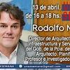 Logo  Rodolfo Macera - Com. Tel.